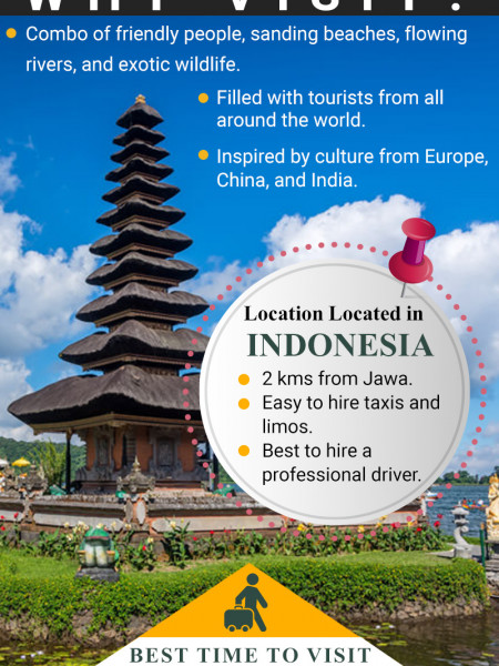 Know The Facts of Visiting Bali Infographic