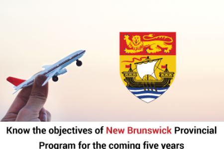 Know the objectives of New Brunswick Provincial Nominee Program for the coming five years Infographic