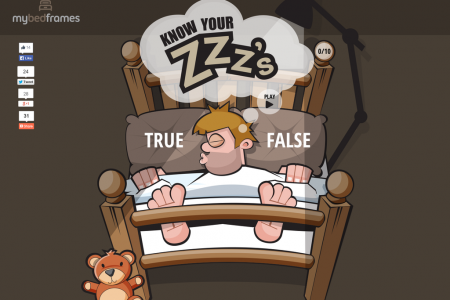 Know Your Zzz's Infographic