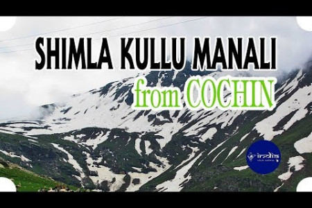 Kochi to Shimla Kullu Manali Couple Tour Package Infographic