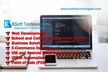 Ksoft - Innovative IT Solutions Infographic