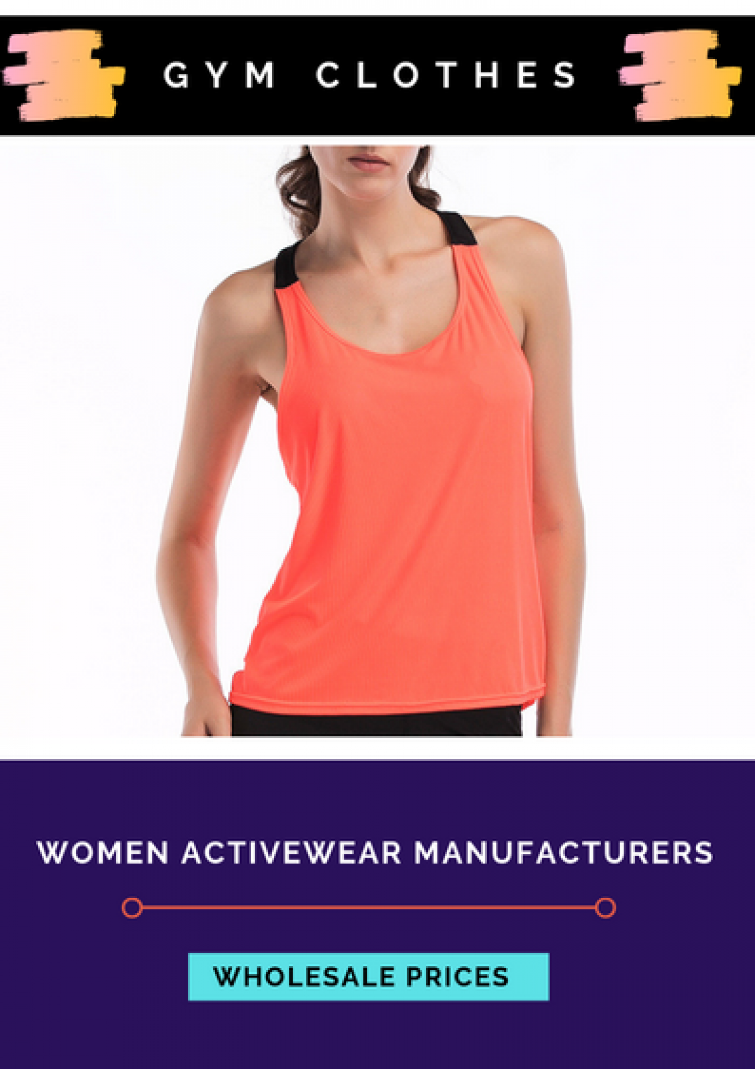 Ladies Gym Wear Wholesale - Get In Touch With Gym Clothes For Bulk Apparel Needs! Infographic