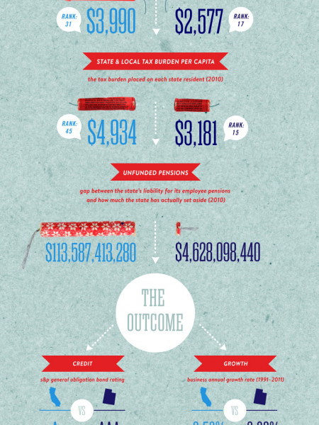 Land of the Free? Infographic