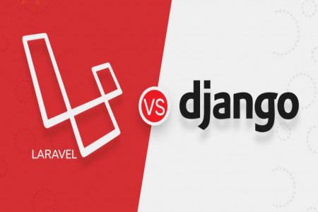 Laravel vs Django: Comprehensive Guide to Comparison Infographic