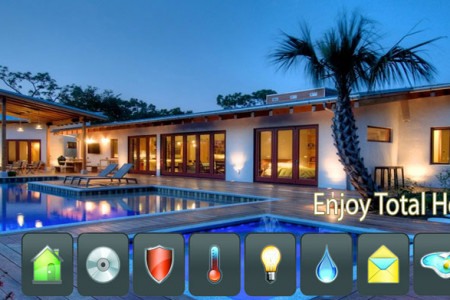 Latest Home automation-Gadgeon Lifestyle Infographic