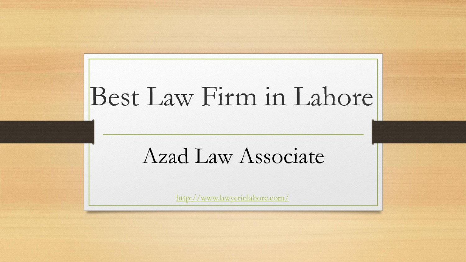 Law Firm in Lahore - Solve Your Legal Issue By Best Law Firms in Lahore Infographic