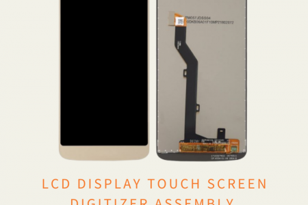 LCD display Touch Screen Digitizer Assembly for Motorola Infographic