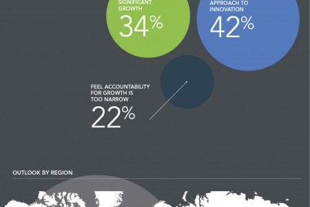 Leading for Innovation and Growth - Executive Outlook 2013 Infographic Infographic