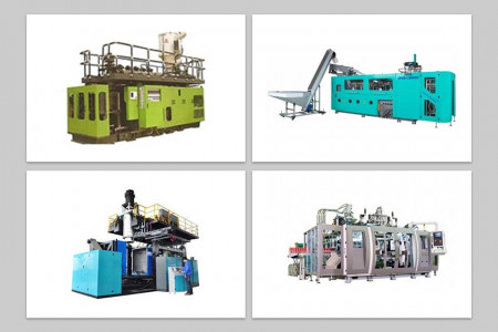 Leading Manufacturer of Blow Molding Equipments - Pet All Mfg. Infographic