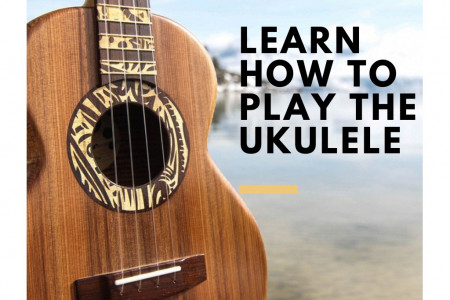 Learn How to Play the Ukulele Infographic