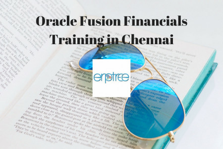 Learn Oracle Fusion Financials Training in Chennai Infographic