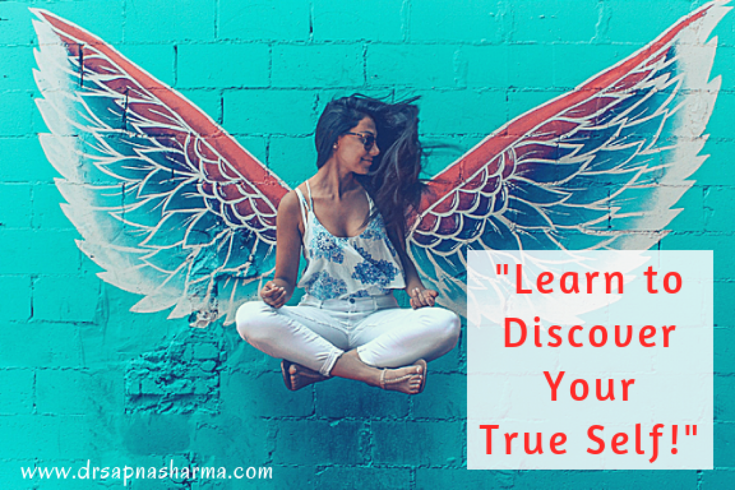 Learn to Discover Your True Self Infographic