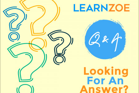 Learn ZOE Math Questions with Answers Infographic