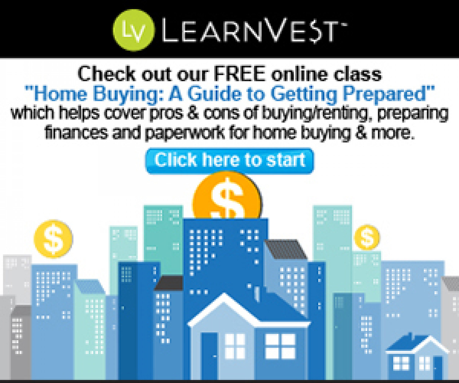LearnVest Infographic
