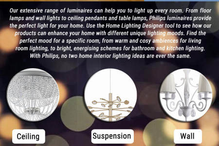 LED & Lighting Fixtures Infographic