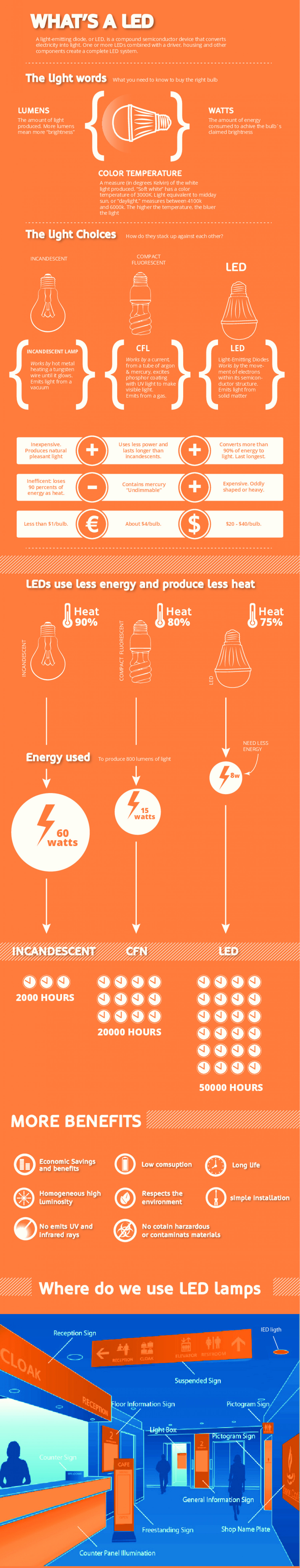 Led Infographic