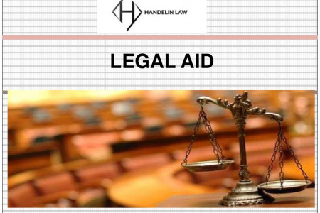 Legal Aid - Handelin Law Infographic