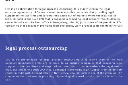 legal process outsourcing Infographic