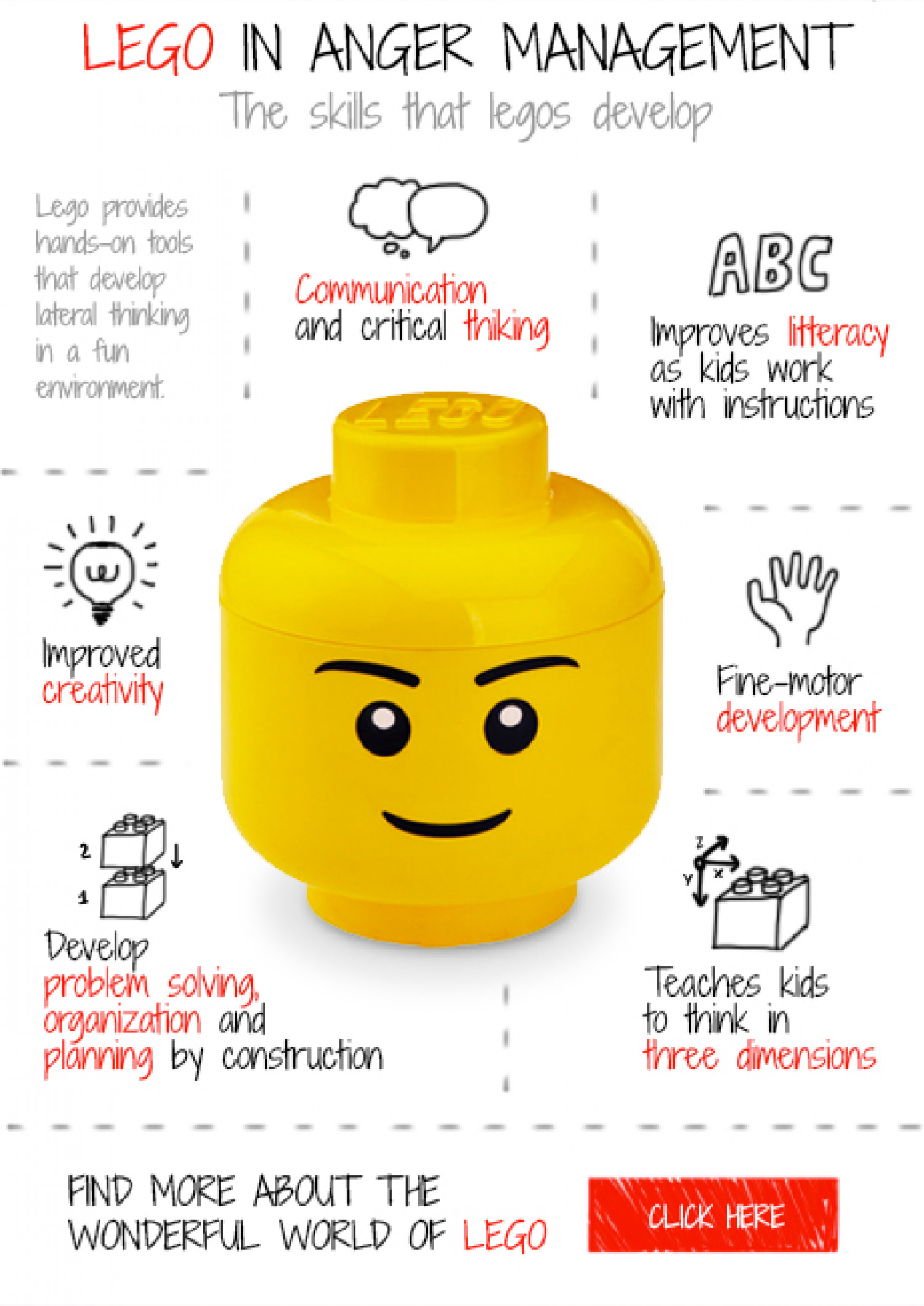 Lego in Anger Management – Anger Management Skills Worksheets