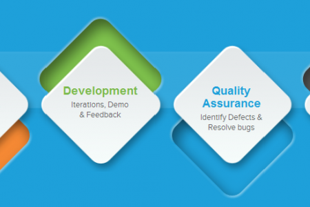 Lemosys life cycle for Website Development Infographic