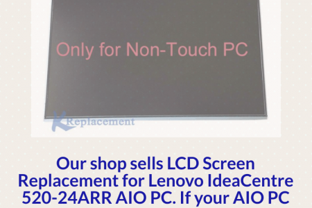 Lenovo aio 520-24iku lcd screen Infographic