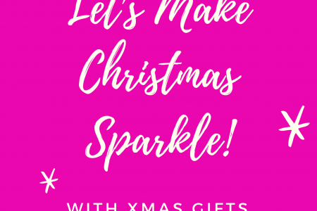 Let's Make Christmas Sparkle With Surprise Gift! Infographic