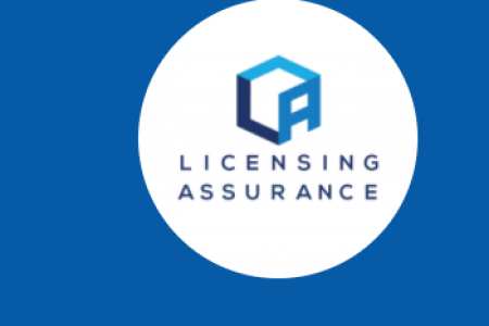 Licensing Contract Infographic