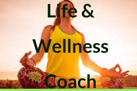 LIfe and Wellness Coach Infographic