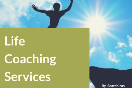 Life Coaching Services in India, Get Personal Life Coaching Infographic
