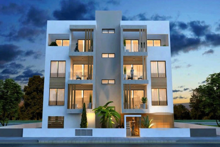 Limassol apartments for sale in Polemidia Infographic