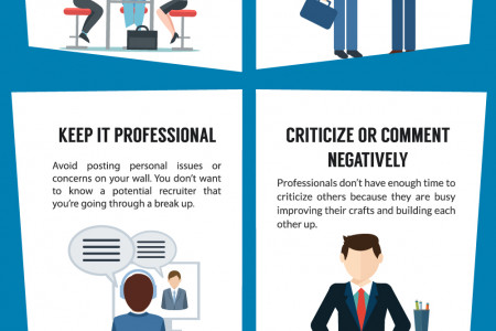 LinkedIn Dos and Don'ts for an Excellent Online Brochure [Infographic] Infographic