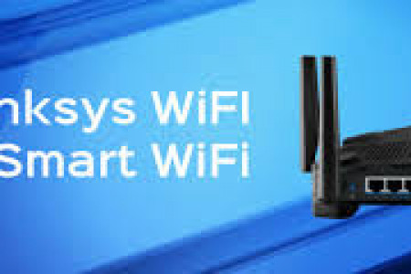 linksysmartwifi router setup Infographic