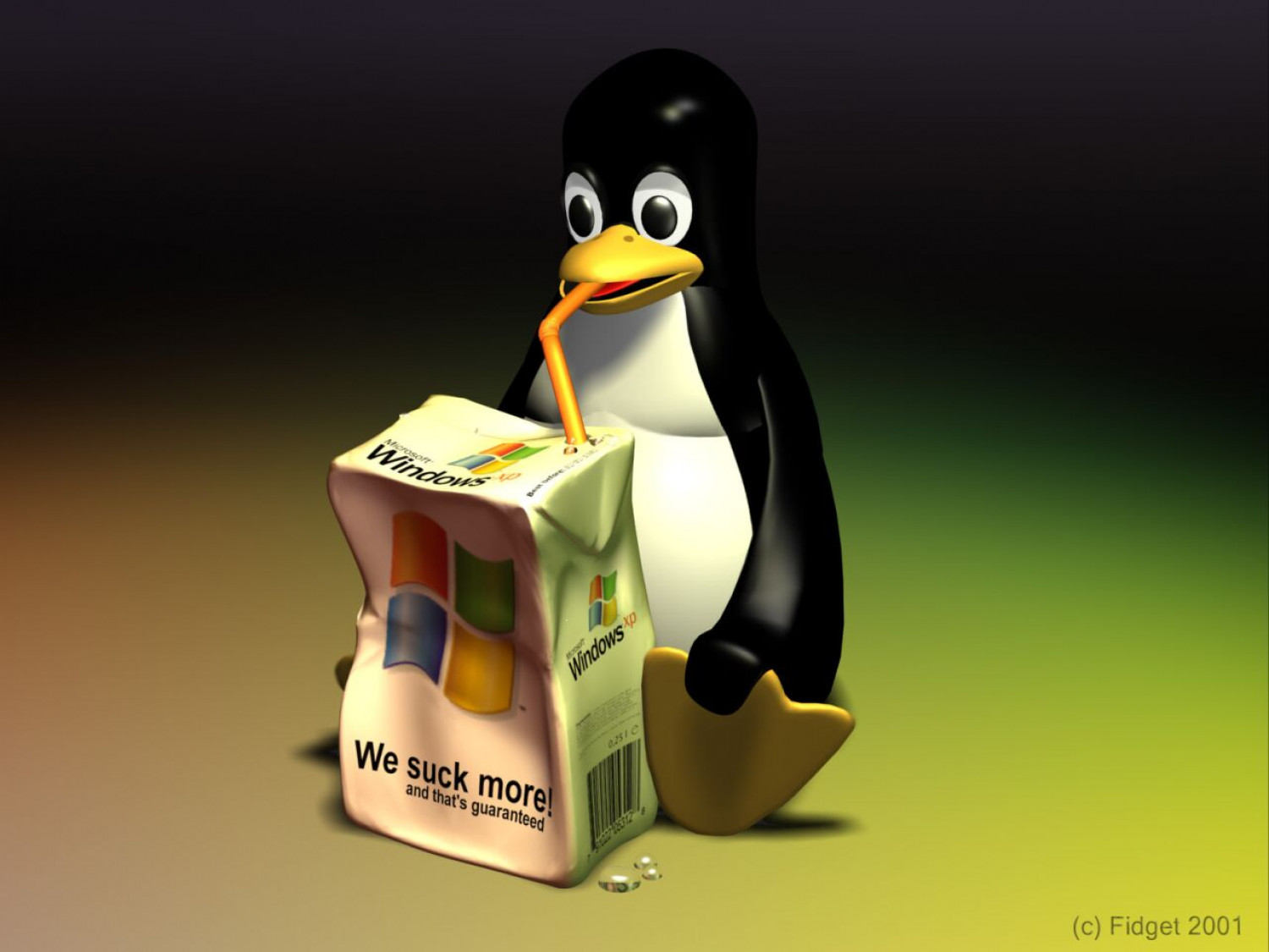 Linux Infographic