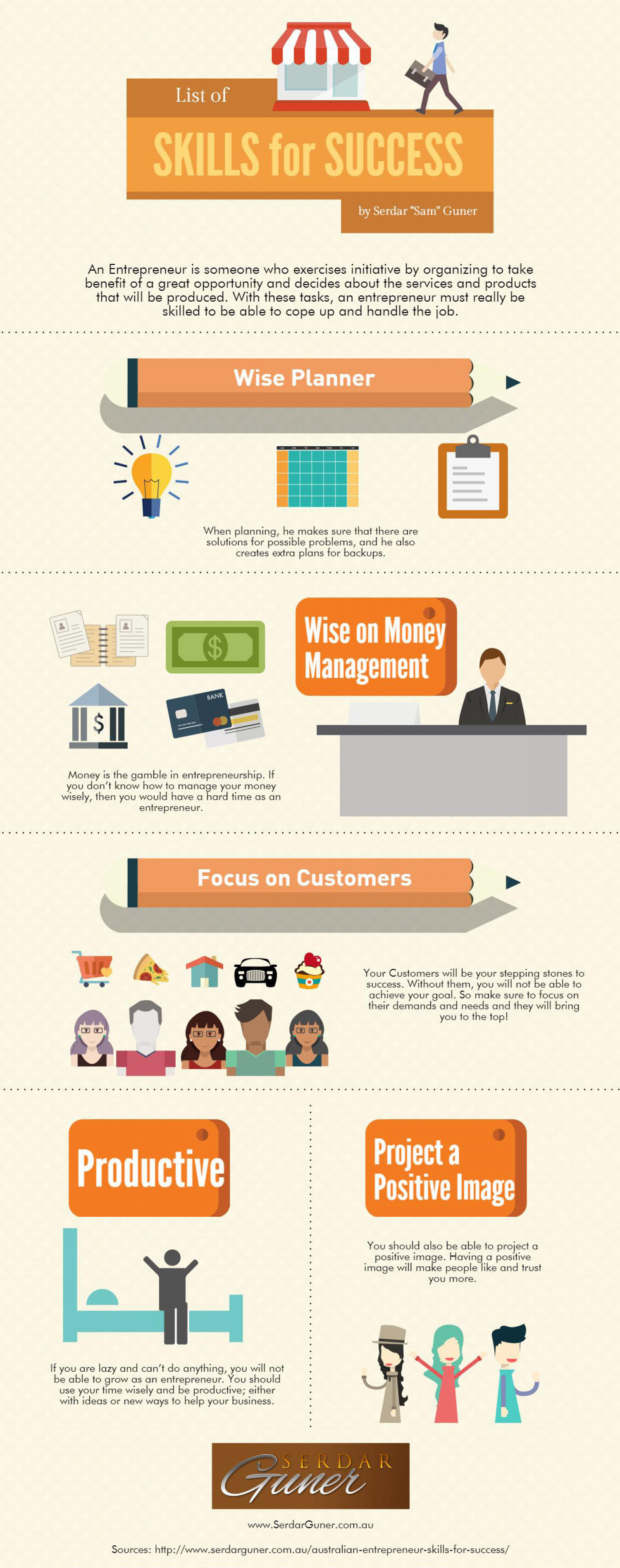 List Of Skills For Success Infographic  List Of Skills