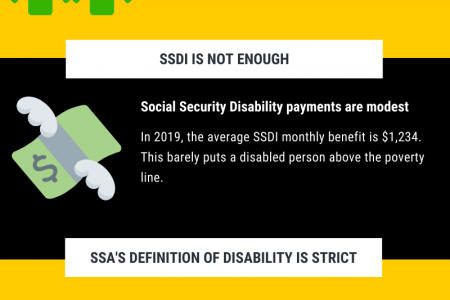 Little Known Facts About Disability Infographic