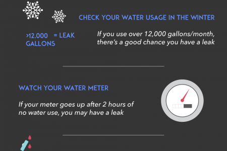 Little Leaks, Big Money: What Do Leaks Cost You?  Infographic