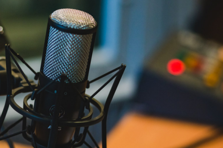 Live Audio Streaming For Podcasters Infographic