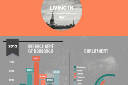Living in New York City Infographic