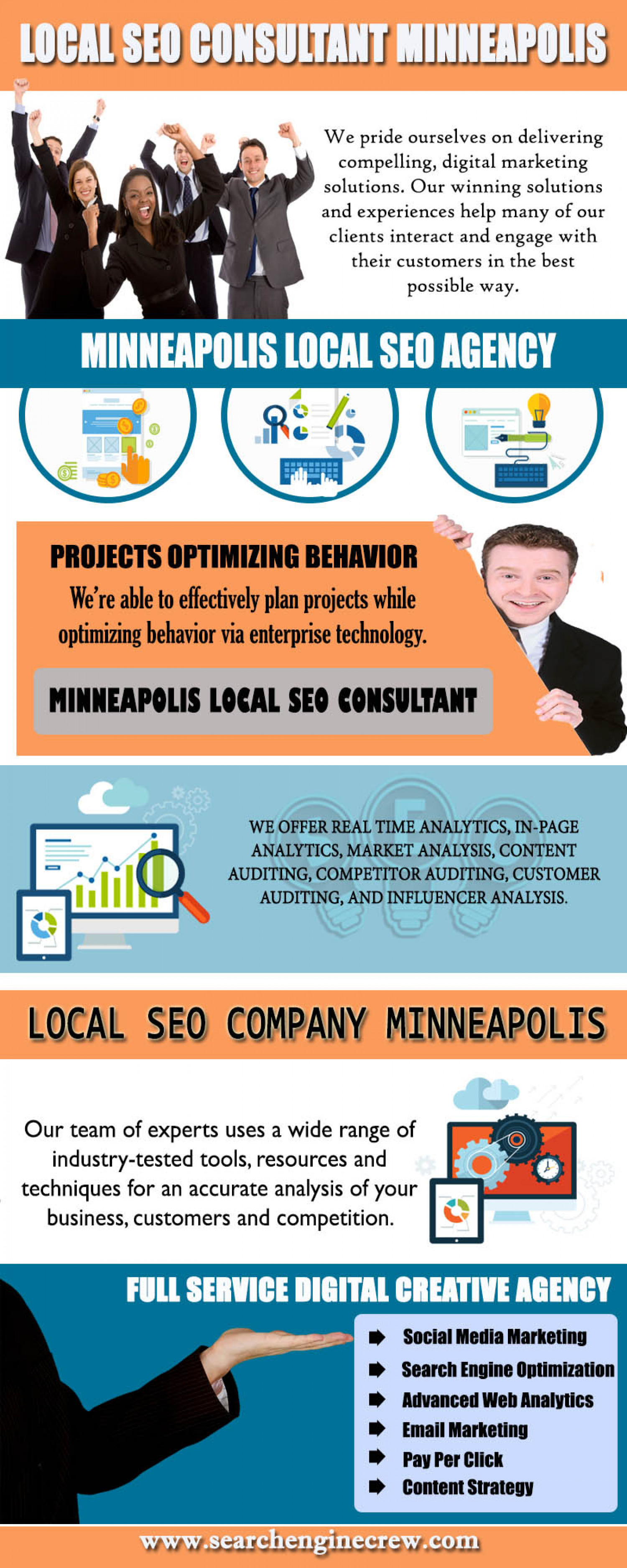 Top Online Advertising Agencies In Minneapolis