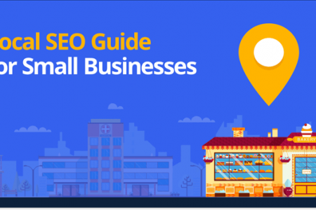 Local SEO Guide for Small Businesses Infographic