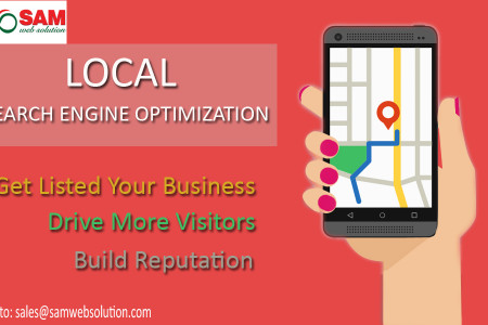 Local SEO services Infographic