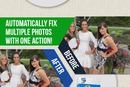 Look at Everything you can accomplish with Photo Stamp Remover! Infographic