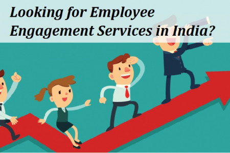 Looking for Employee Engagement Services in India? Infographic