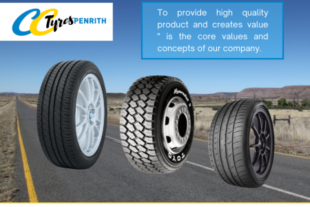 Looking For High Quality Tyres In Richmond Infographic