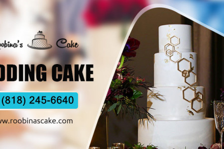 Looking for Wedding Cake? Roobina's Cake has Got You Infographic