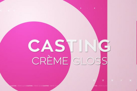LOREAL - Casting Creme Infographic