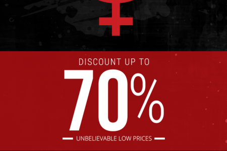 Losha : First Time Balck Friday Sale on Lingerie Product. Infographic