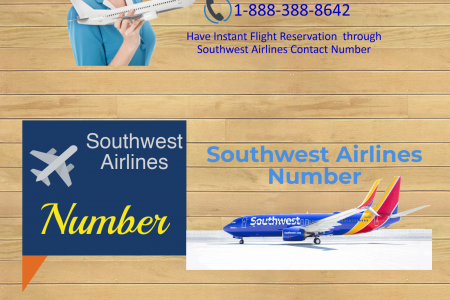Losted you bag or boarding pass then call Southwest Airlines Contact Number Infographic