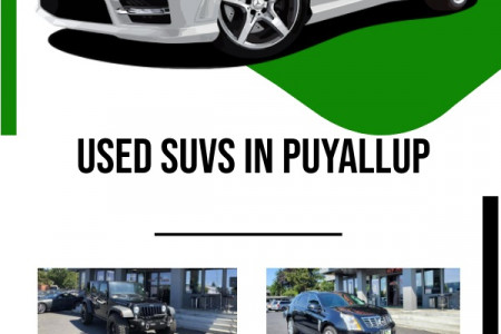 Luxury Car Dealer in Puyallup - GT Auto Sales Infographic
