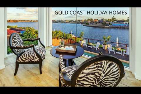 Luxury Holiday Homes Gold Coast Queensland Infographic